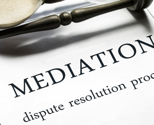 what is mediation